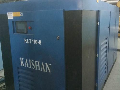 KLT110二级常压螺杆空压机