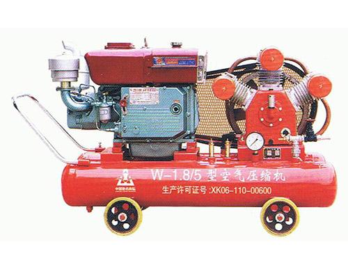 矿用小型活塞式空压机