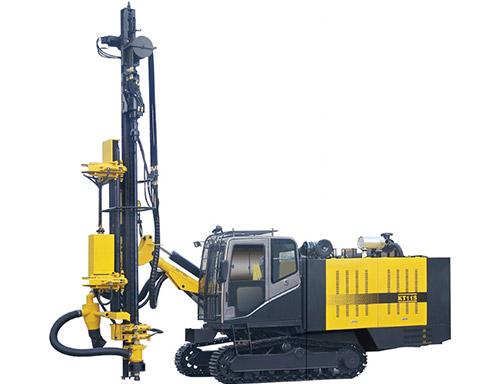 KT11S型整体高风压露天潜孔钻车