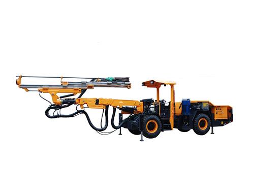 KJ313型全液压掘进钻车