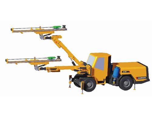 KJ421型全液压掘进钻车