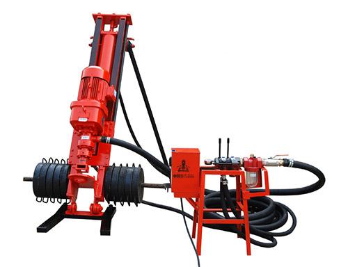 KQD120B简易潜孔钻机