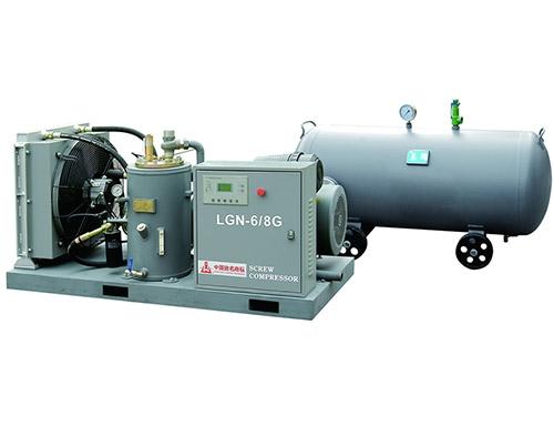 LGN矿用系列螺杆空气压缩机