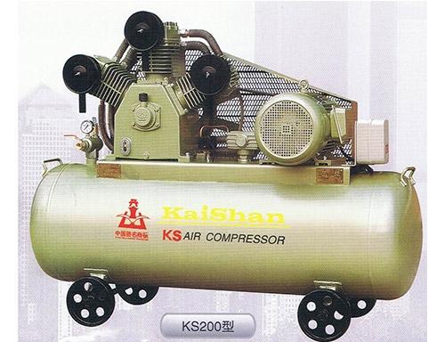 KS系列工业活塞空压机