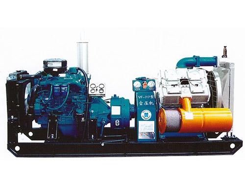 矿用大型活塞式空压机