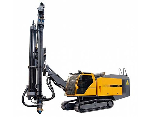 KT15型一体式露天潜孔钻车