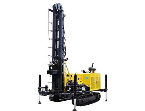 KW30型地热水井多功能钻机
