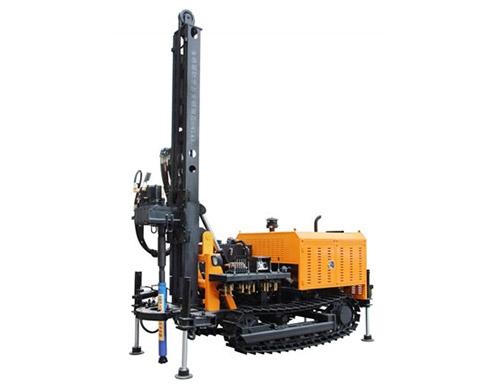 KW180Ⅲ型地热水井多功能钻机