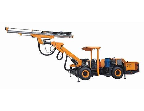 KJ312型全液压掘进钻车