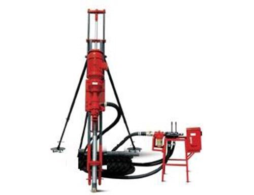 KQD70简易潜孔钻机