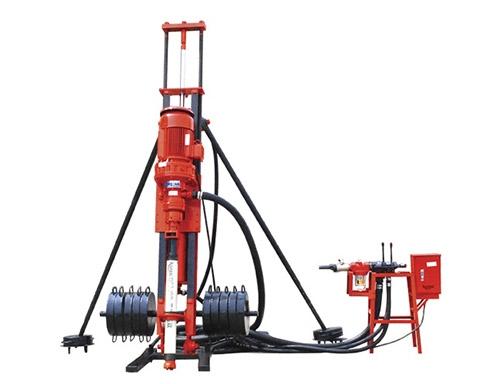 KQD120简易潜孔钻机