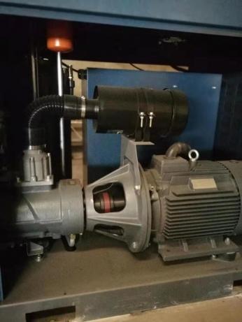 开山永磁变频螺杆空压机BMVF45