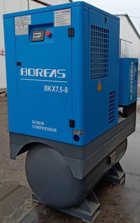 普瑞阿斯BKX7.5一体式螺杆空压机